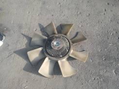 Вентилятор охлаждения радиатора. Nissan Caravan, CQGE25 Двигатель KA24DE