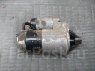 Стартер. Mitsubishi Pajero iO, H66W Двигатели: 4G93, GDI