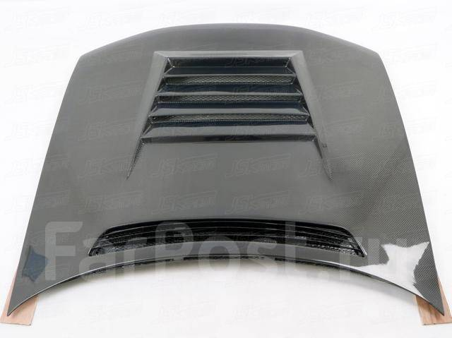 Капот. Nissan GT-R Nissan Skyline, ECR32, HR32, HNR32, FR32, HCR32, ER32, BNR32, YHR32. Под заказ