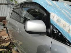 Зеркало заднего вида боковое. Toyota Ipsum, ACM26 Двигатель 2AZFE