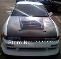 Капот. Nissan 240SX Nissan Silvia, S13 Nissan 200SX