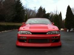 Капот. Nissan 200SX, S14 Nissan Silvia, S14 Nissan 240SX