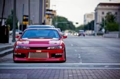 Капот. Nissan 240SX Nissan Silvia, S14 Nissan 200SX, S14