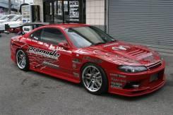Капот. Nissan 240SX Nissan Silvia, S15 Nissan 200SX