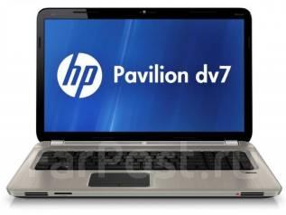 "HP Pavilion dv7-6b01er. 17.3"", 1,6ГГц, ОЗУ 6144 МБ, диск 500 Гб, WiFi, Bluetooth, аккумулятор на 4 ч."