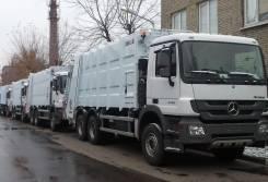 Mercedes-Benz Actros 3336 Zoeller. Продам мусоровоз 24 куб. м. РГ-10, 12 000 куб. см.