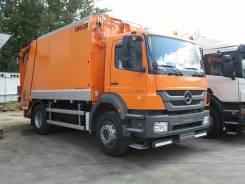 Mercedes-Benz Axor. Продам мусоровоз 16 куб. м. Zoeller Medium XL 1829, 9 000 куб. см.