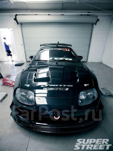 Капот. Toyota Supra, JZA80