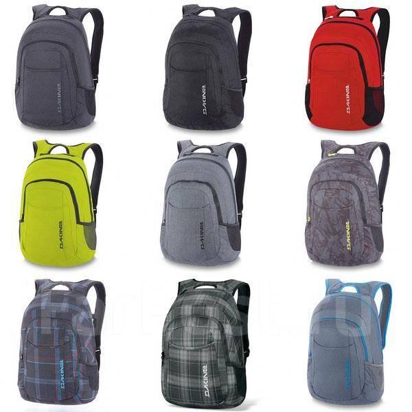 Рюкзаки школьные dakine кожаный рюкзак coach