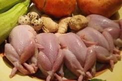 """Мясо перепела и яйцо перепелиное диетич от ЛПХ """"Приморская Перепёлка"""". Под заказ"""