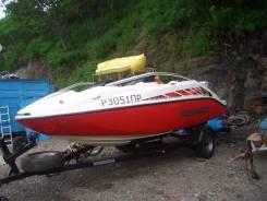 BRP Sea-Doo. Год: 2004 год, длина 6,10м., двигатель стационарный, 310,00л.с., бензин