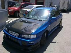 Капот. Subaru Impreza WRX, GC8, GC8LD3