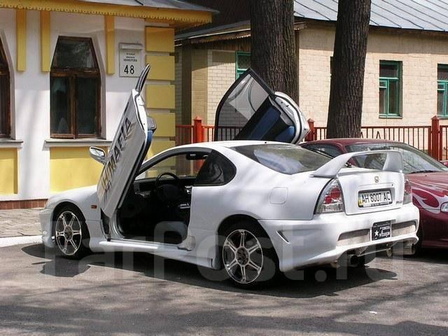 Обвес кузова аэродинамический. Honda Prelude, BA8, BA9, BB1, BB4 Двигатели: F22B, H22A, F22A