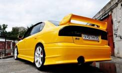 Спойлер. Subaru Legacy, BE5, BEE Subaru Legacy B4, BE5, BEE