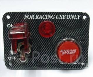 Кнопка запуска двигателя.