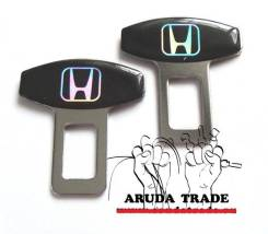 Заглушка ремня безопасности. Honda