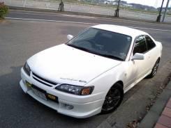 """Передний бампер """"TRD"""" на Toyota Levin, Truenо AE111"""