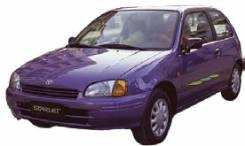 Бампер. Toyota Starlet, EP91, EP95, NP90
