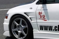 Крыло. Mitsubishi