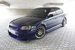 Спойлер. Subaru Legacy, BE5
