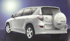 Губа. Toyota RAV4