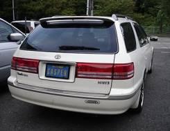 Спойлер. Toyota Mark II Toyota Qualis