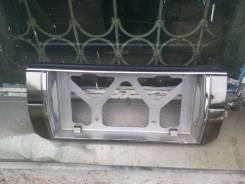 Планка под номер МАРК GX71. Toyota Mark II, GX71