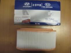 Фильтр воздушный. Hyundai Porter Hyundai H100