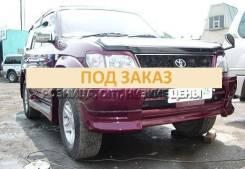 Обвес кузова аэродинамический. Toyota Land Cruiser Prado, VZJ95W, VZJ95, TRJ12, VZJ90W, GRJ150L, KZJ95W, TRJ150W, KDJ150L, KZJ90W, GRJ151W, RZJ90W, GR...