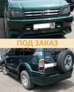 Обвес кузова аэродинамический. Toyota Land Cruiser Prado, RZJ90W, RZJ95W, GRJ151W, VZJ95, TRJ12, KDJ95W, VZJ95W, KZJ95W, GRJ150L, TRJ150W, GRJ150W, KD...