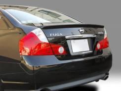Спойлер. Nissan Fuga