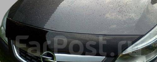 Дефлектор капота. Opel Astra