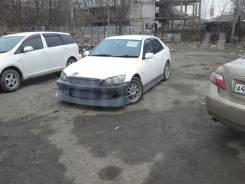 Обвес кузова аэродинамический. Lexus IS200 Toyota Altezza