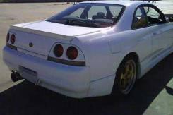 Спойлер. Nissan Skyline