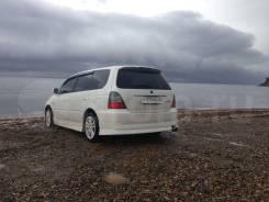 Обвес кузова аэродинамический. Honda Odyssey, RA6. Под заказ
