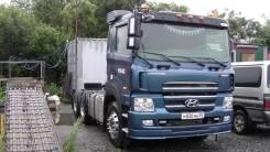 Hyundai Trago. Тягач, 13 000куб. см., 50 000кг., 6x4