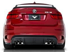 Диффузор. BMW X6, E71