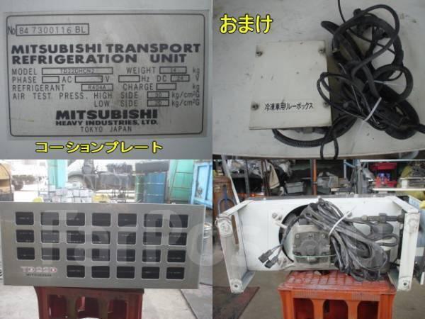 Рефкомпрессор. Mitsubishi Canter