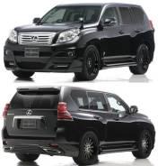 Обвес кузова аэродинамический. Toyota Sports Toyota Land Cruiser Prado. Под заказ