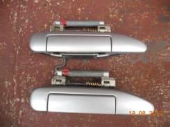 Ручка двери внешняя. Nissan Primera, P11