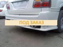 Бампер. Toyota Land Cruiser, UZJ100W. Под заказ