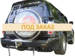 Бампер. Toyota Land Cruiser, FJ80G, FZJ80G, FZJ80J. Под заказ