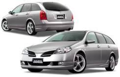Обвес кузова аэродинамический. Nissan Primera, WTP12. Под заказ