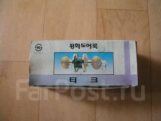 Два корейских замка Jung Hwa (некомплект)