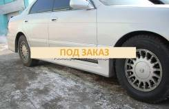 Нестандартные пороги на Toyota Crown (95-96 г, к 151). Toyota Crown. Под заказ