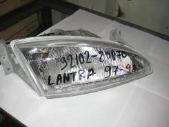 Фара левая Hyundai Elantra 1997-