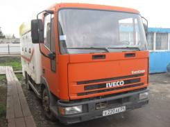 Iveco Eurocargo. Продам Ивеко Еврокарго Рефрижератор, 6 000 куб. см., 2 500 кг.