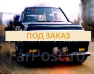 Бампер. Suzuki Escudo, TA01W, TA51W, TD61W, TA11W, TD51W, TDA4W, TA31W, TA01R, TDB4W, TD11W, TD31W, TD01W Двигатели: G16A, J20A, H25A, H20A, J24B, RF...