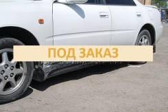 Порог пластиковый. Toyota Carina ED, ST205, ST202, ST201, ST200, ST203 Двигатели: 3SGE, 3SFE, 4SFE. Под заказ