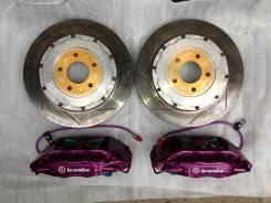 Brembo F-50. Передний полный КИТ Mazda RX-8. RX8. SE3P. 2003-2012год. Mazda RX-8, SE3P Двигатель 13BMSP